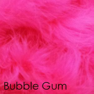Bubble Gum Marabou