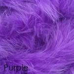 Purple Marabou